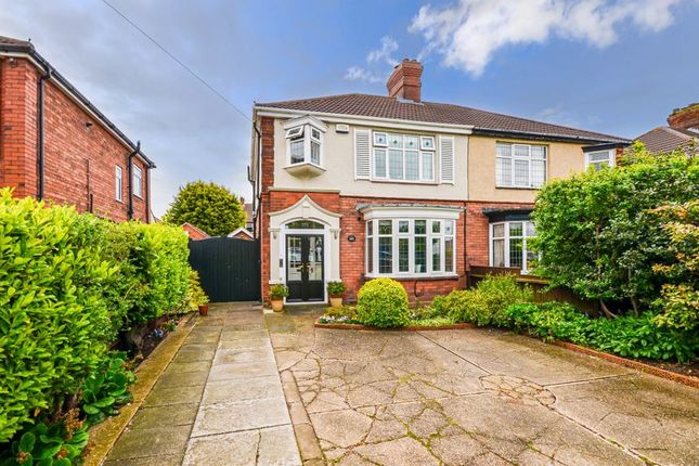 Thumbnail Semi-detached house for sale in 171 Clee Road, Cleethorpes