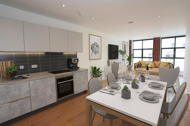 1 bed flat for sale in New Little Mill, Ancoats M4