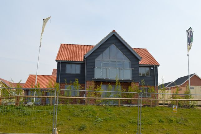 Thumbnail Detached house for sale in Plot 22, Barn Owl Close, Reedham
