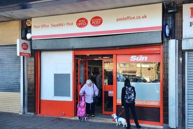 Thumbnail Retail premises for sale in Countisbury Avenue, Llanrumney, Cardiff