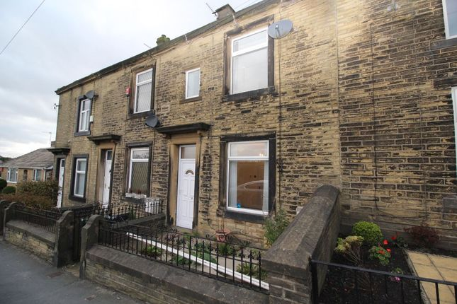 Thumbnail Terraced house to rent in Ford Hill, Queensbury, Bradford