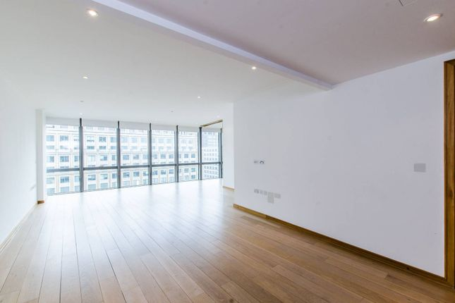 Thumbnail Flat for sale in West India Quay, Docklands