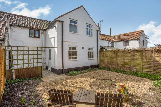 Thumbnail Terraced house for sale in Castle Acre, King's Lynn, Norfolk