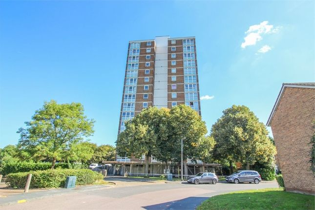 Thumbnail Flat for sale in Moor Tower, Harlow, Essex