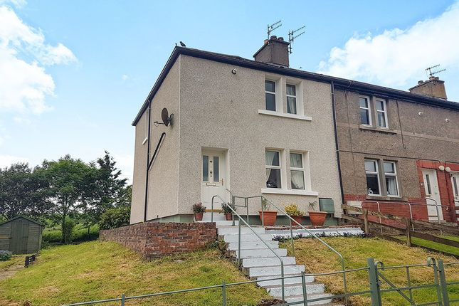 Thumbnail Terraced house to rent in Robertson Road, Kelloholm, Sanquhar