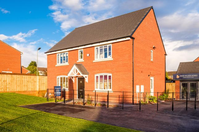 "Thumbnail Detached house for sale in ""Chelworth"" at The Walk, Withington, Hereford"