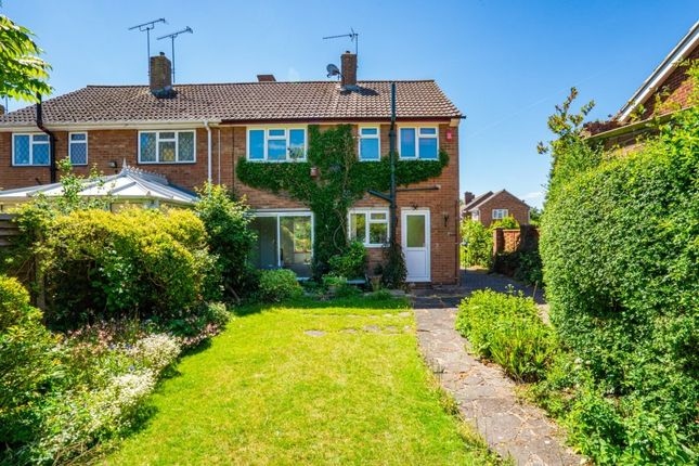 3 bed semi-detached house to rent in Vine Road, Stoke Poges, Slough SL2