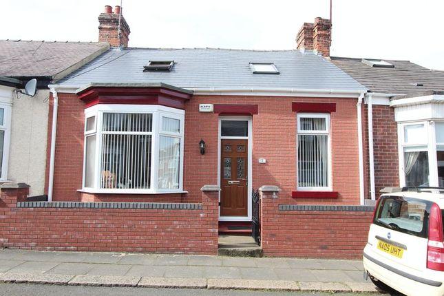 Thumbnail Terraced house for sale in Hawarden Crescent, Sunderland