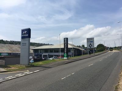 Thumbnail Retail premises to let in Showroom Premises, Carmarthen Road, Swansea