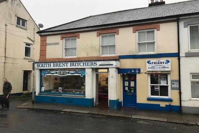 Thumbnail Commercial property for sale in 1A & 1C, Church Street, South Brent, Devon