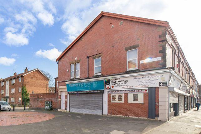 Thumbnail Maisonette for sale in Heaton Road, Heaton, Newcastle Upon Tyne