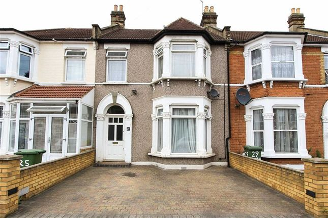 3 bed terraced house for sale in Kinfauns Road, Goodmayes, Essex