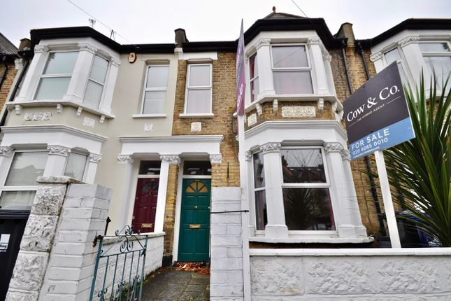 Thumbnail Terraced house for sale in Bridgman Road, London