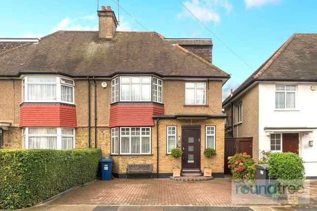 Thumbnail Property for sale in Elm Close, Hendon