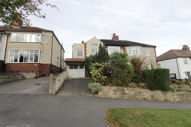 4 bed semi-detached house for sale in Furniss Avenue, Sheffield S17