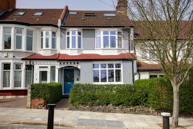 4 bed terraced house for sale in Blake Road, London N11