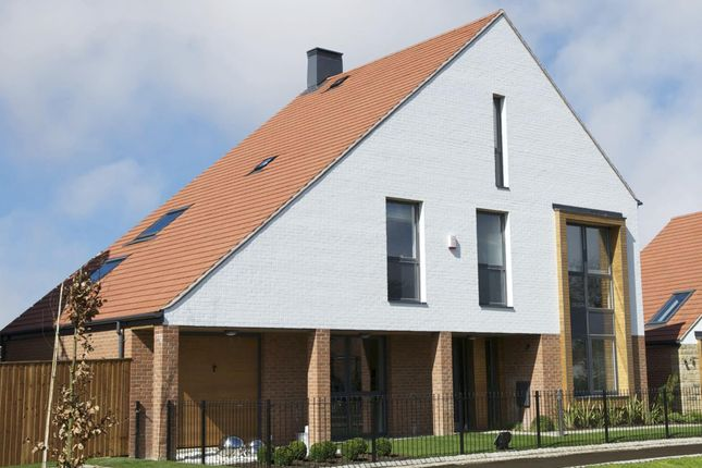 "Thumbnail Detached house for sale in ""Sunflower"" at Meadlands, York"
