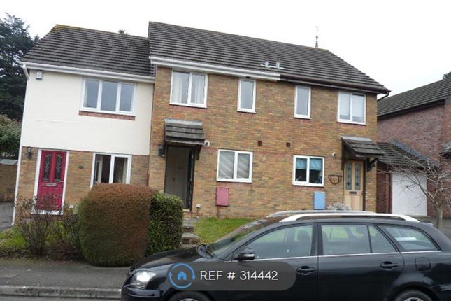 Thumbnail End terrace house to rent in Gavenny Way, Abergavenny