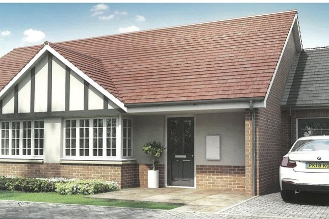 Thumbnail Bungalow for sale in Carrington Gardens, Humberston