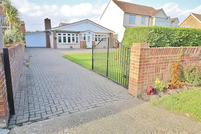 Thumbnail Detached bungalow for sale in Southend Road, Corringham, Stanford-Le-Hope