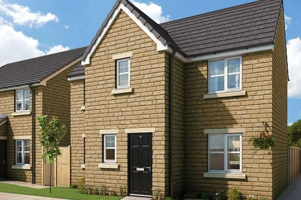 """Thumbnail Property for sale in """"The Rufforth At Highgrove Place """" at Smirthwaite Street, Burnley"""