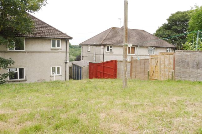 Thumbnail Maisonette to rent in Warwick Avenue, Crownhill, Plymouth