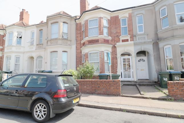Thumbnail Terraced house for sale in Melville Road, Coventry