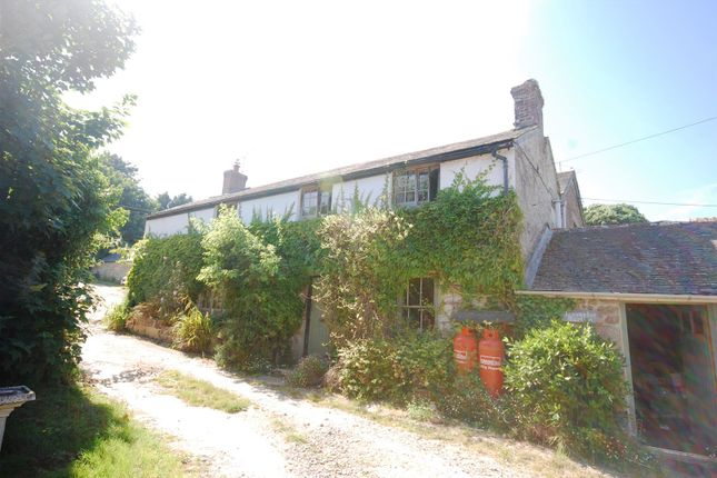 Thumbnail Semi-detached house for sale in Gulval, Penzance