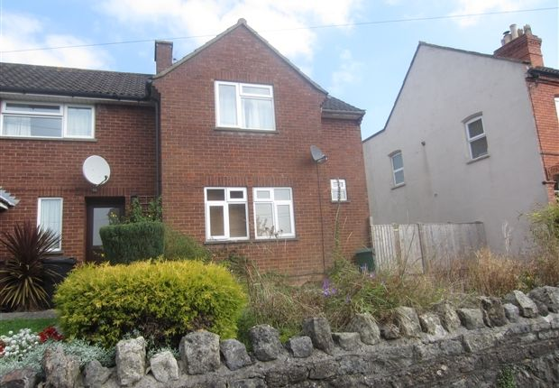 Thumbnail Terraced house to rent in Burcott Road, Wells, Wells