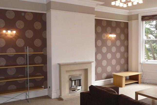 Thumbnail Flat to rent in Flat 3, 17 Newcastle Drive, Nottingham