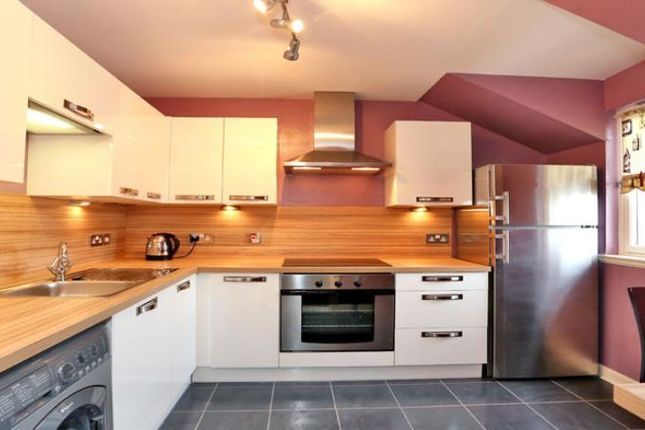 Thumbnail Flat to rent in Esslemont Drive, Inverurie
