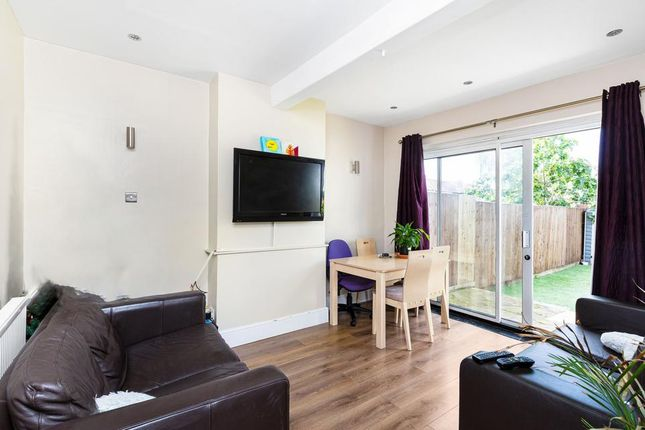 Thumbnail Terraced house to rent in Hawkhurst Road, London