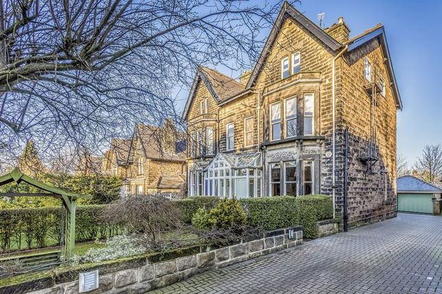 Thumbnail Detached house for sale in Queens Road, Harrogate