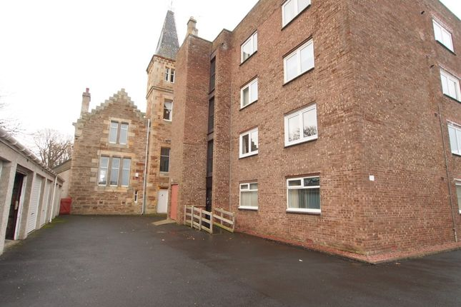 Thumbnail Flat for sale in Sea Tower Court, Ayr