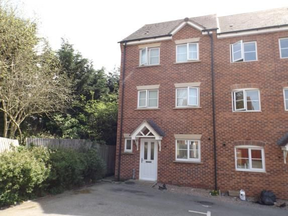5 bed town house for sale in Dunster Close, Rugby, Warwickshire