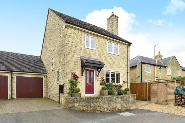 3 bed link-detached house for sale in Churchill Road, Chipping Norton