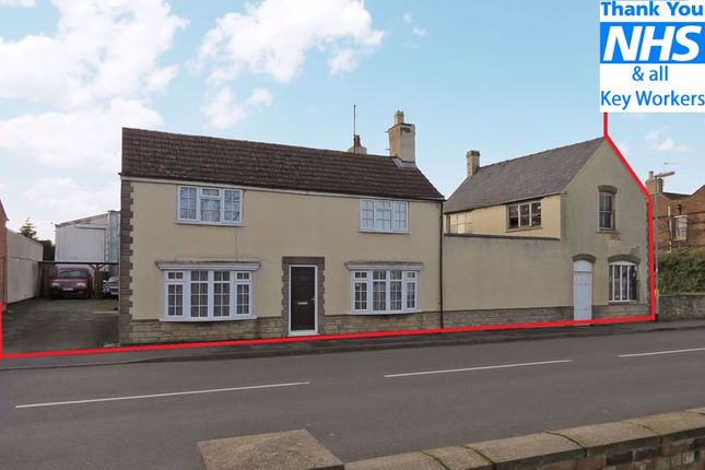3 bed detached house for sale in High Street, Billingborough, Sleaford NG34