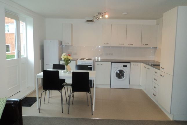 Thumbnail Flat to rent in Isham Place, Ipswich