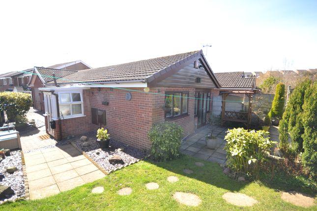 Thumbnail Detached bungalow for sale in Hazlitt Way, Parkhall, Weston Coyney