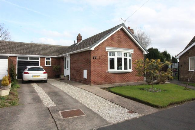 Thumbnail Bungalow for sale in Loatley Green, Cottingham