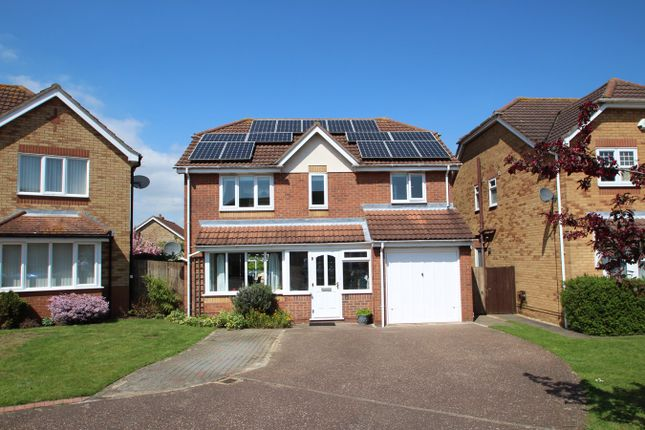 4 bed detached house for sale in Glemham Drive, Rushmere St Andrew, Ipswich