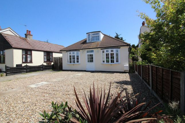 Thumbnail Detached bungalow for sale in Halstead Road, Kirby Cross, Frinton On Sea
