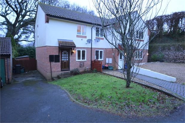 Thumbnail Semi-detached house to rent in Chestnut Drive, Milber, Newton Abbot, Devon.