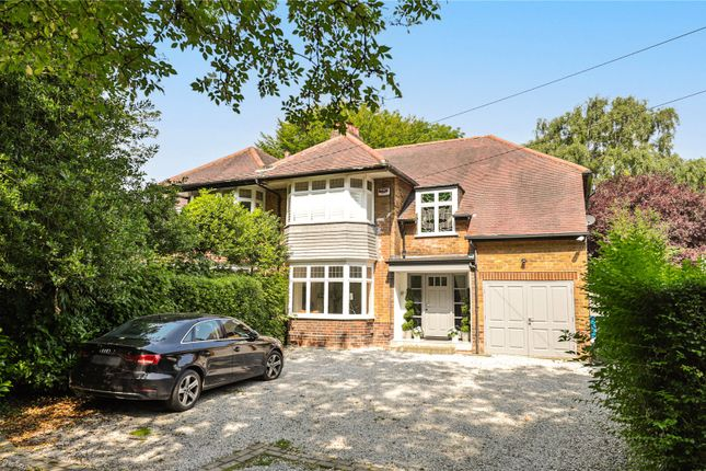 Thumbnail Semi-detached house for sale in West Ella Road, West Ella, Hull