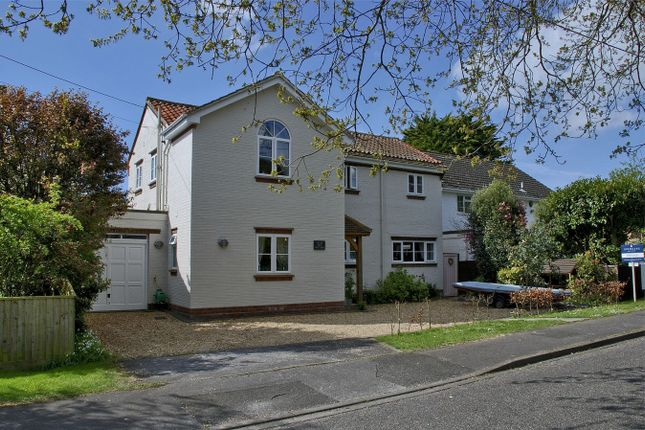 Thumbnail Detached house for sale in Royston Place, Off Becton Lane, Barton On Sea, Hampshire