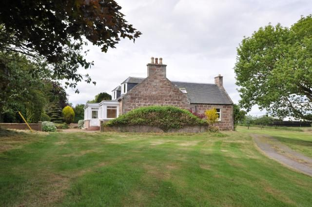 Thumbnail Detached house for sale in Newton Of Park Auldearn, Nairn