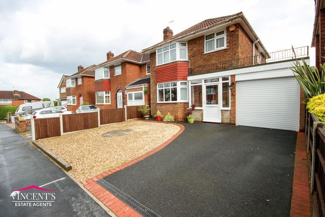Thumbnail Detached house for sale in The Osiers, Braunstone Town, Leicester