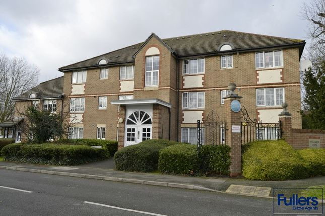 Thumbnail Flat for sale in Cunard Crescent, London