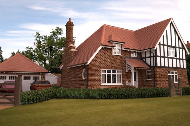 Thumbnail Detached house for sale in Woodbridge, 4 Petwood Oaks, Woodhall Spa