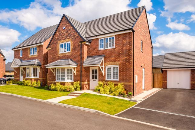 "Thumbnail Detached house for sale in ""Cambridge"" at Hampton Dene Road, Hereford"
